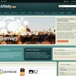 Affinity Joomla Template